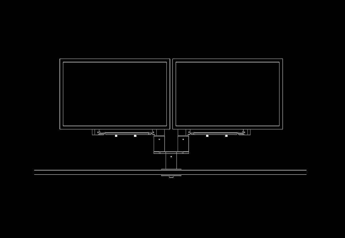 2-skjermsløsninger referanser